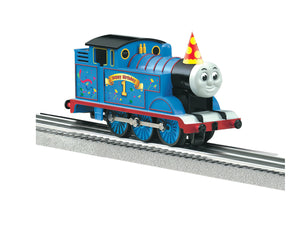 Lionel - Birthday Thomas Engine w/ Remote - O Scale (6-83504) - the-pennsy-station-llc