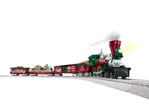 Lionel - Lionchief Disney Holiday Express Set - O Scale (6-82716) - the-pennsy-station-llc