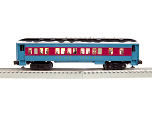 Lionel - The Polar Express - Hot Chocolate Car w/ Snow - O Scale (6-84603) - the-pennsy-station-llc