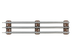 "Lionel - O27 Tubular 10"" Straight Track (6-65038) - the-pennsy-station-llc"