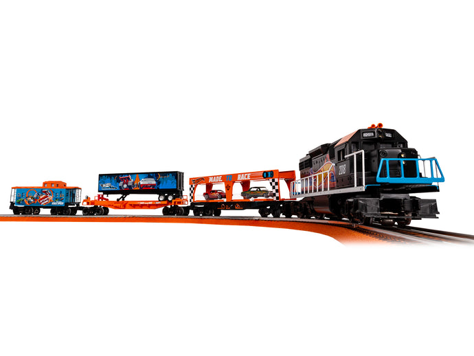 Lionel - Lionchief Hot Wheels Set w/ BT - O Scale (6-84700) - the-pennsy-station-llc