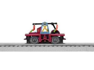Lionel - The Polar Express - Elf Handcar - O Scale (6-28425) - the-pennsy-station-llc