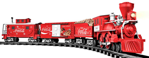 Lionel - Coca-Cola Holiday Set - G Scale (7-11488) - the-pennsy-station-llc