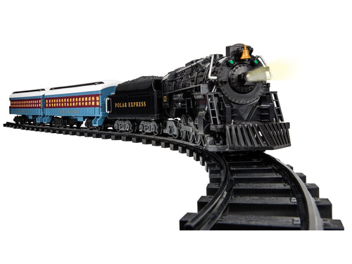 Lionel - The Polar Express RTR Set - G Scale (7-11803) - the-pennsy-station-llc