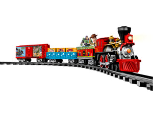 Lionel - Toy Story RTP Set - G Scale (7-11979) - the-pennsy-station-llc