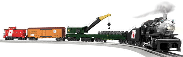 Lionel - Yard Boss Steam Freight Set - O Scale (6-81023) - the-pennsy-station-llc