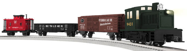 Lionel - Lionchief PRR Junction Diesel Set - O Scale (6-82972) - the-pennsy-station-llc