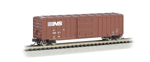 Bachmann - Rolling Stock - 50' Sliding-Door NS Box Car - N Scale (19658) - the-pennsy-station-llc