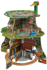 FP Thomas & Friends - Up & Around Sodor Adventure Tower (BDG69) - the-pennsy-station-llc