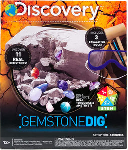 Discovery - Gemstone Dig 2017 Kit (70068H)