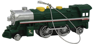 Lionel - Silver Bells Engine Ornament (9-22016) - the-pennsy-station-llc