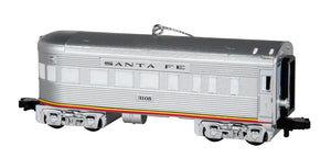 Lionel - SF Observation Car Ornament (9-22055) - the-pennsy-station-llc