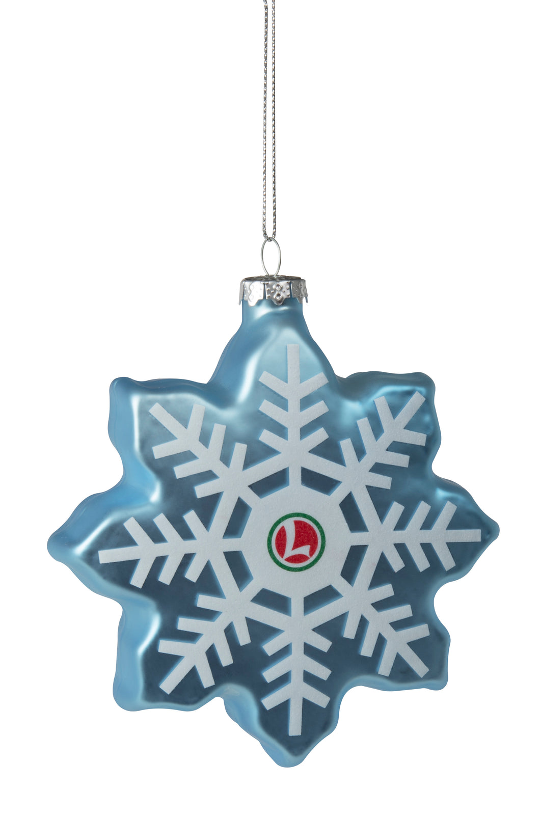 Lionel - Snowflake Ornament (9-22063) - the-pennsy-station-llc