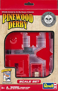 Revell - Pinewood Derby - Scale Set (RMXY9647) - the-pennsy-station-llc