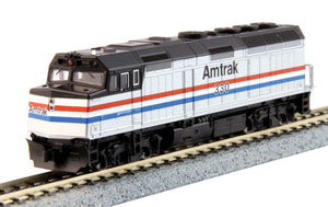 KATO - Amtrak F40PH Diesel PhIII #330 - N Scale (176-6105) - the-pennsy-station-llc