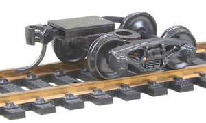 Kadee - Bettendorf Metal Trucks - HO Scale (502) - the-pennsy-station-llc