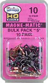 Kadee - Magne-Matic - Bulk Pack #5 - HO Scale (10) - the-pennsy-station-llc