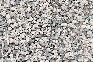 Woodland Scenics - Coarse Ballast - Gray Blend (B1395) - the-pennsy-station-llc
