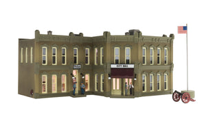 Woodland Scenics - BR Municipal Building - HO Scale (BR5030) - the-pennsy-station-llc