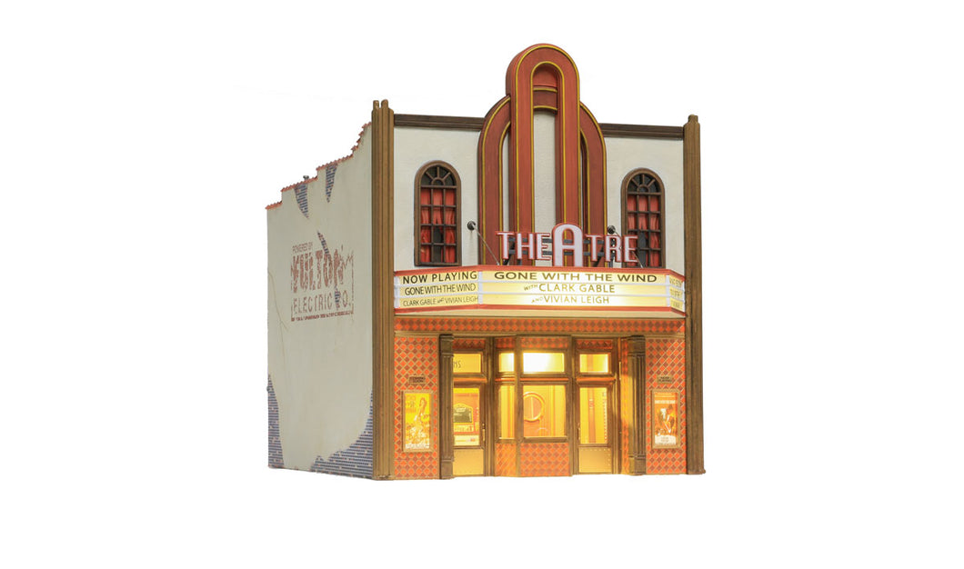 Woodland Scenics - BR Theater - O Scale (BR5854) - the-pennsy-station-llc