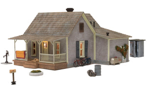 Woodland Scenics - BR Old Homestead - O Scale (BR5860) - the-pennsy-station-llc