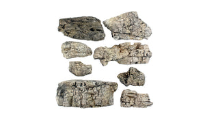 Woodland Scenics - Ready Rocks (C1137) - the-pennsy-station-llc