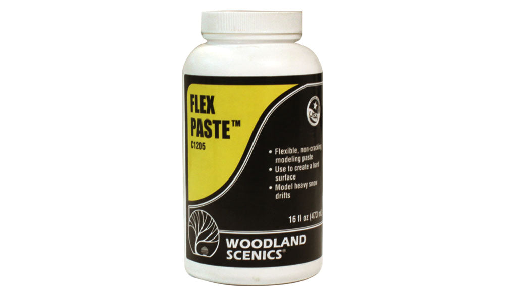 Woodland Scenics - Flex Paste (C1205) - the-pennsy-station-llc
