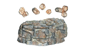 Woodland Scenics - Rock Mold - Classic Rock (C1236) - the-pennsy-station-llc