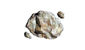 Woodland Scenics - Rock Mold - Weathered Rock (C1238) - the-pennsy-station-llc