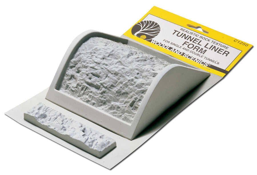 Woodland Scenics - Tunnel Liner Form (C1250) - the-pennsy-station-llc