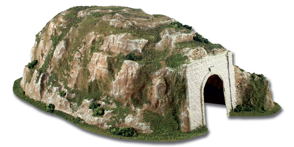 Woodland Scenics - Straight Tunnel - HO Scale (C1310) - the-pennsy-station-llc