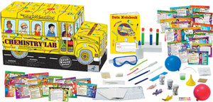 The Young Scientist Club - The Magic School Bus: Rides Again - Chemistry Lab Bus (WH-925-1142)