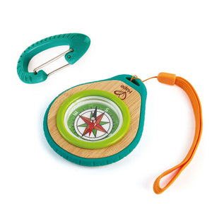 Hape - Nature Fun:  Compass Set (E5575)