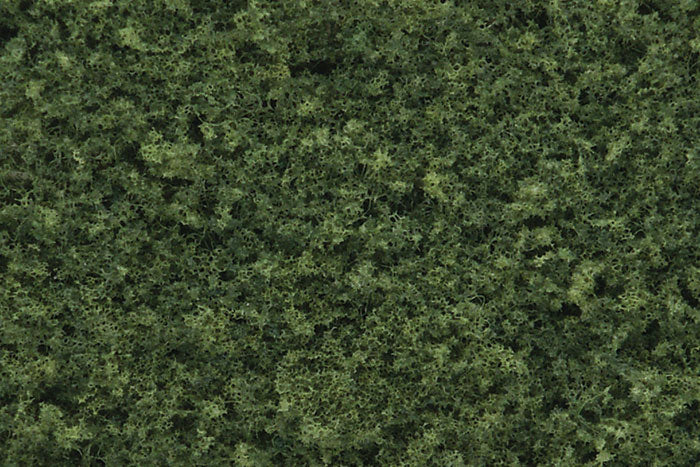 Woodland Scenics - Foliage - Med Green (F52) - the-pennsy-station-llc