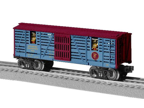 Lionel - The Polar Express - Reindeer Car - O Scale (1928410)