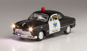Woodland Scenics - Police Car - HO Scale (JP5593) - the-pennsy-station-llc