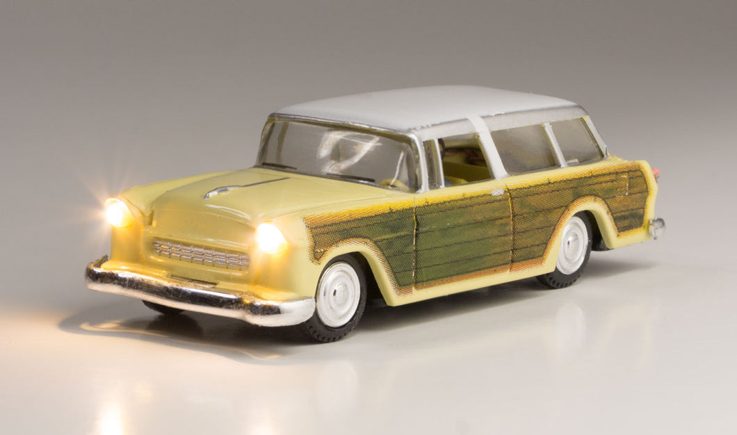 Woodland Scenics - Station Wagon - HO Scale (JP5599) - the-pennsy-station-llc