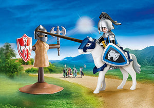 Playmobil - Knights - Knights Jousting Carry Case (70106)