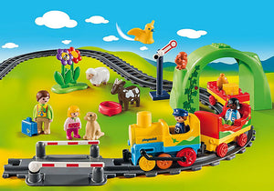 Playmobil - 1.2.3 - My First Train Set (70179)