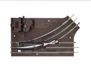 Lionel - O27 Left-Hand Manual Switch - O Scale (6-65021) - the-pennsy-station-llc