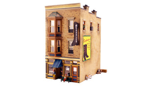 Woodland Scenics - J.W. Cobbler Building Kit - O Scale (PF5892) - the-pennsy-station-llc