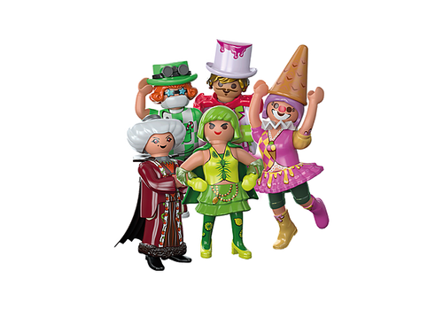 Playmobil - Surprise Box - Candy World - Series 1  (70389)