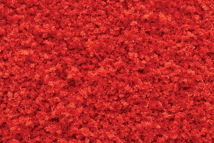 Woodland Scenics - Coarse Turf - Fall Red (T1355) - the-pennsy-station-llc