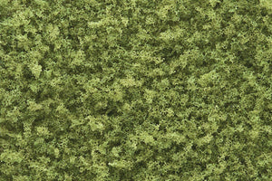 Woodland Scenics - Coarse Turf - Light Green (T63) - the-pennsy-station-llc