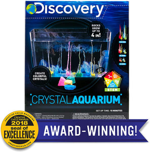 Discovery - Crystal Aquarium Kit (66712H)