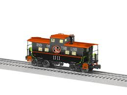 Lionel - ELX Caboose (6-84781) - the-pennsy-station-llc