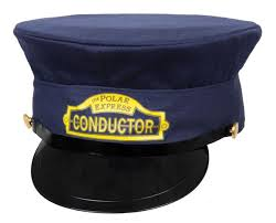 Lionel - The Polar Express - Conductor's Hat (1802050) - the-pennsy-station-llc