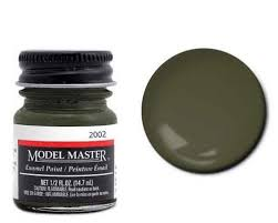 Testors Model Master - Enamel Paint - 1/2oz Bottle - Skin Tone Dark Tint (2002) - the-pennsy-station-llc