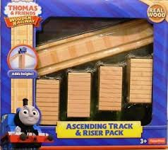 FP Thomas & Friends - Ascending Track & Riser Pack (Y4500) - the-pennsy-station-llc