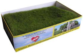 Heki - Meadow Field Grass Mat - (1856) - the-pennsy-station-llc